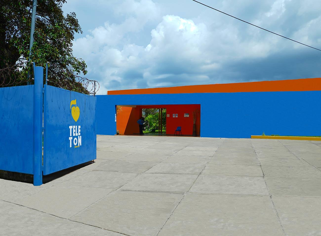 Centro de rehabilitación Teletón San Vicente