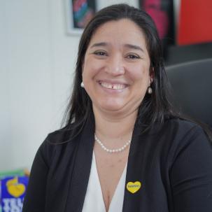 Directora Administrativa - Ileana Bolaños de Granados