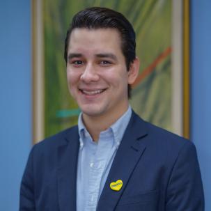 Eduardo Hidalgo Gutiérrez - Director suplente