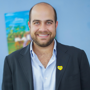 Sebastian Moreno - Director suplente